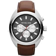 "men s michael kors dean chronograph watch mk8294 watch shop comâ""¢ mens michael kors dean chronograph watch mk8294"