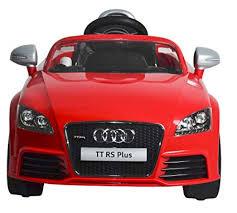 mera toy b wild audi tt rs plus electric motor car red