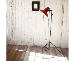 distressed metal furniture. Distressed Metal Floor Lamp Furniture A