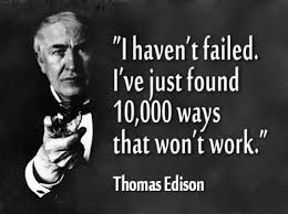 Famous Quotes By Edison