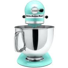 kitchenaid stand mixer ice blue 5 quart artisan stand mixer ice blue a liked on kitchenaid