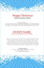 Christmas Program Templates Email Templates Holiday Christmas Event Ii