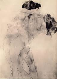 auguste rodin the embrace n d
