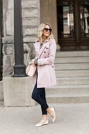 a trench coat will make the perfect match to a pair of dark denim jeans