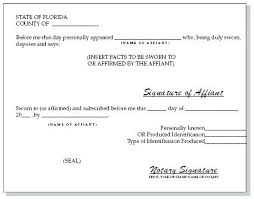 Notary Public Template Notary Public Signature Block Sample Notary Signature Template