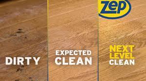 clean wood laminate floors from zep