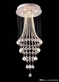 Großhandel Moderne K9 Kristall Regentropfen Kronleuchter Beleuchtung Unterputz Led Deckenleuchte Für Esszimmer Badezimmer Schlafzimmer Wohnzimmer Von
