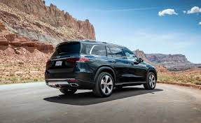 More space, more comfort, more luxury. 2021 Mercedes Benz Gls Class Review Pricing And Specs