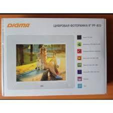 "<b>Цифровая фоторамка Digma PF-833</b> 8"" | Отзывы покупателей"