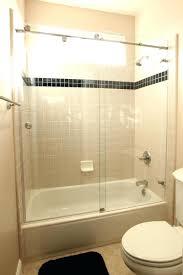 sliding glass shower doors for bathtubs s tubs