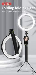 Đèn Led Tròn 20cm Hỗ Trợ Chụp Ảnh - Bóng đèn