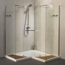Clocks glass shower stall kits Shower Kits Diy Home Depot Corner