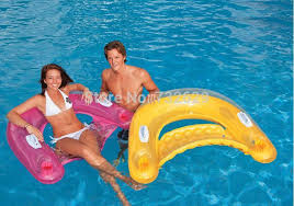 Intex inflatable lounge chair Ottoman Set Stunning Brilliant Inflatable Lounge Chair Pool Intex Inflatable Floating Pool Chair Handle Floating Row Chair Calmbizcom Imposing Astonishing Inflatable Lounge Chair Pool Inflatable