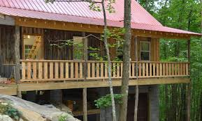 Porch Railings In Cherokee North CarolinaPorch Railing Pictures