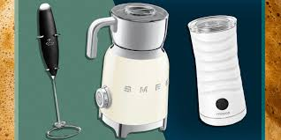 9 Best <b>Milk Frothers</b> for Coffee Drinks at Home | Food & Wine