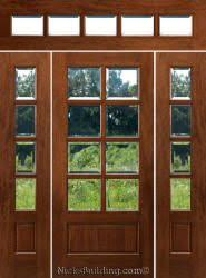 exterior mahogany doors with sidelights. these mahogany exterior doors with sidelights and transoms make a great entrance to your house. o