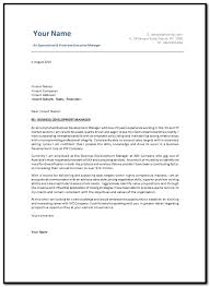 Cover Letter Examples Cover Letter Templates Australia With Regard