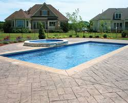 rectangle inground pools with hot tubs. Plain Tubs Rectangle Inground Pool With Hot Tub  Google Search In Rectangle Inground Pools With Hot Tubs G