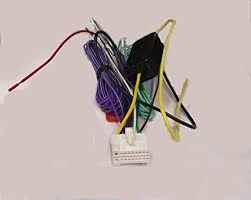 amazon com clarion wire harness nx702 nz503 nx509 nx700 vz509 vx709 Clarion NX700 Manual at Clarion Nx700 Wiring Diagram