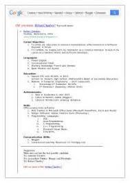 resume format for google internship 2 google resume format