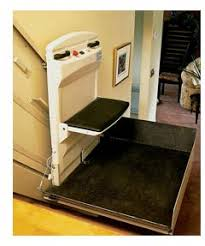 wheelchair stair lift. Due To The Heavy Duty Nature Of Wheelchair Lifts Its Recommended Get Them Professionally Installed. Stair Lift