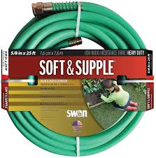 colorite swan snss58025 soft and supple garden hoses