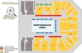 Disney On Ice Oracle Seating Chart Birmingham National Indoor Arena Seating Plan