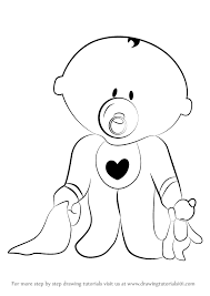 how to draw a baby easy learn how to draw a baby s step by step drawing tutorials