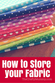 How to Store Fabric & How to store your fabric stash Adamdwight.com