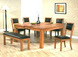 dark wood kitchen table round wooden tables and chairs ashley furniture with bench interior design