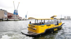 Image result for water taxi in rotterdam
