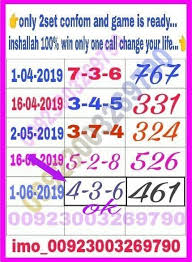 Lotto Chart Thai Lottery 3up Reliable Lotto Chart 16 6 2019 Naijaspects