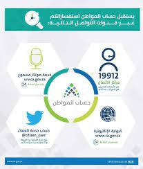 رقم حساب المواطن 1441 والقنوات الرسمية للتواصل مع برنامج الدعم  الحكومي|تليفون الشكاوى - كلام نيوز