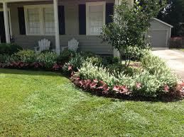 Flower Bed Landscape Ideas