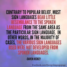 best deaf stuff images american sign language  asl · interesting facts aboutdeaf cultureamerican