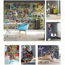 Marvel Comic Bedroom Similiar Marvel Comic Boys Bedroom Keywords
