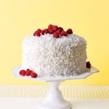 Mile High Coconut Cake Family Circle