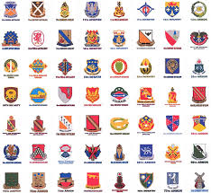 Us Army Deployment Patch Chart
