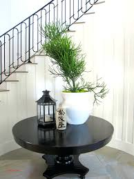 round entry hall table popular round entry hall table with entry foyer contemporary entry by studio