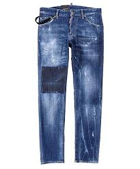 Dsquared2 Jeans Size Chart Amazon Com Dsquared2 Mens Cool Guy Jeans In Yellow Ripped