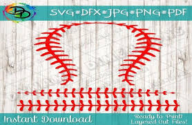 Sketsa svg editor is available for users with the operating system mac os x and prior versions, and it is only available in english. Baseball Laces Svg Softball Threads S Graphic By Dynamicdimensions Creative Fabrica