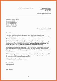 A Proper Cover Letters 10 How To Make A Proper Cover Letter Resume Samples