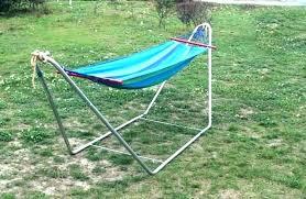 diy portable hammock stand portable camping hammock stand outdoor hammock with stand here are folding hammock diy portable hammock stand