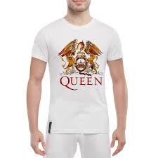 <b>Футболка Queen</b>. Купить одежду Квин: майки, толстовки, свитшоты