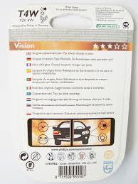 Philips Lighting Poland Pila Philips 12929b2 T4 W Sidelight Lamp Vision 3 Packs Of 2