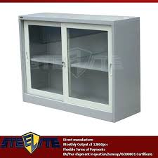 wall mounted cabinet with glass doors amazing style half height storage white cabinet with glass doors