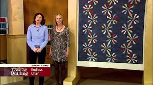 Love of Quilting: Vintage Quilts Meet Contemporary Quilt Patterns ... & Love of Quilting: Vintage Quilts Meet Contemporary Quilt Patterns (Endless  Chain - 2409) - YouTube Adamdwight.com