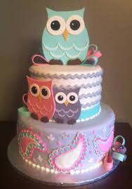 Owl Baby Shower Cake Angie Wimberly Hammond Kaylee Score Patrick Owl Baby Shower Cakes For A Girl