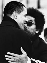 why cornel west can t seem to love and justice in his own  cornel west hugging then senator obama at a martin luther king jr day rally in 2008