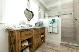 beach style bathroom. Stylish Beach Decorating Ideas For Bathroom Decor Style With Side T